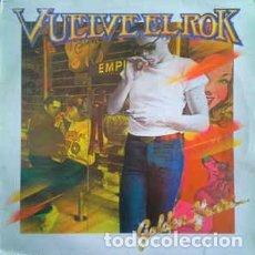 Discos de vinilo: VARIOUS - VUELVE EL ROK (LP, COMP) LABEL:IMPERIAL INTERNATIONAL, S.A. CAT#: SLR-100 . Lote 148223610