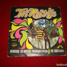 Discos de vinilo: THE RUGBYS WENDEGAHL THE WARLOCK - THE LIGHT EXIT RECORD 1969. Lote 148224390