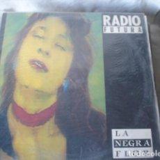 Discos de vinilo: RADIO FUTURA LA NEGRA FLOR. Lote 148225442