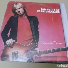 Discos de vinilo: TOM PETTY AND THE HEARTBREAKERS (LP) DAMN THE TORPEDOES AÑO 1980. Lote 148231086