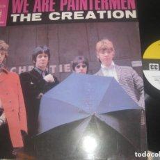 Discos de vinilo: THE CREATION ?– WE ARE PAINTERMEN GERMAN REISSUE LP - NEAR MINT! MOD. Lote 148235030