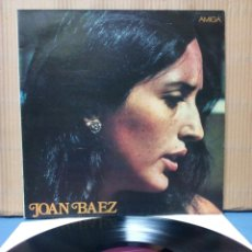 Discos de vinilo: JOAN BAEZ - JOAN BAEZ 1981 GER ( RDA ) ED AMIGA. Lote 148239246