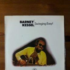 Discos de vinilo: BARNEY KESSEL SWINGING EASY. Lote 148241594
