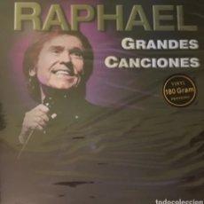 Discos de vinilo: RAPHAEL GRANDES CANCIONES VINILO. Lote 148248742