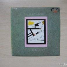 Discos de vinilo: FLACIDOS LUNES - FRANCOTIRADOR / PARANOIA - 1983 EL FANTASMA DEL PARAISO. Lote 180293376
