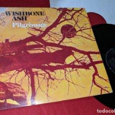 Discos de vinilo: WISHBONE ASH PILGRIMAGE LP 1971 MCA RECORDS EDICION ALEMANA GERMANY. Lote 148279982