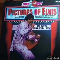 Discos de vinilo: ELVIS PRESLEY - PICTURES OF ELVIS - LP 1975 - . Lote 148289226