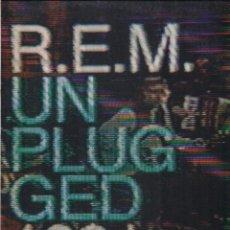 Discos de vinil: R.E.M.– UNPLUGGED 1991. Lote 148299530
