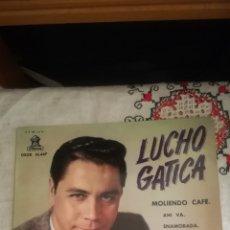 Discos de vinilo: ANTIGUO VINILO DE LUCHO GATICA DE 1961. Lote 148312844