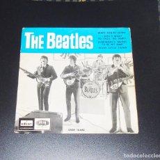Discos de vinilo: THE BEATLES ---- WHAT YOU´RE DOING ----ORIGINAL LABEL AZUL FUERTE---DSOE 16.642. Lote 132759922