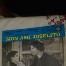 Discos de vinilo: ANTIGUO VINILO DE JOSELITO. Lote 148314390
