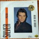 Discos de vinilo: VINILO LP SILVER POZZOLI, AROUND MY DREAM, SINGLE MAX MUSIC SPAIN - 1985 MUY RARO. Lote 148317626