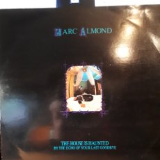 Discos de vinilo: MARC SALMOND THE HOUSE IS HAUNTED BY THE HECHO OF YOUR LAST. Lote 148322078