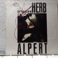 Discos de vinilo: HERB ALPERT . Lote 148328922