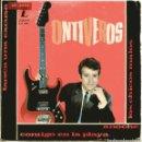 Discos de vinilo: ONTIVEROS / ANOCHE + 3 (EP 1964). Lote 148335286
