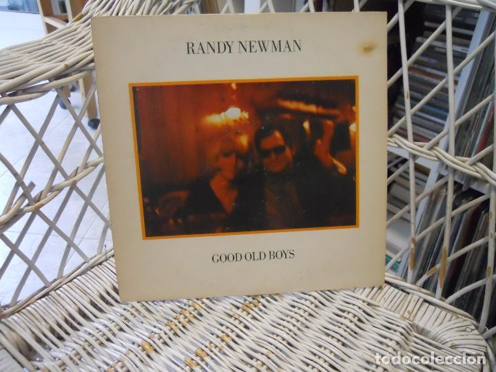 RANDY NEWMAN – GOOD OLD BOYS.LP ORIGIAL USA 1974.SELLO REPRISE (Música - Discos - LP Vinilo - Pop - Rock - Extranjero de los 70)