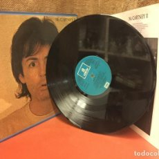 Discos de vinilo: MC CARTNEY II - LP EMI-ODEON 1980 SPAIN. EN BUEN ESTADO, COMING UP... VER FOTOS. Lote 148344846