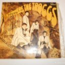 Discos de vinilo: SINGLE THE TROGGS. WILD THING. FROM HOME. WITH A GIRL LIKE YOU. I WANT YOU FONTANA 1966 SPAIN. Lote 148345446