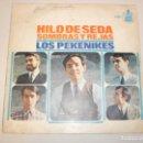 Discos de vinilo: SINGLE LOS PEKENIKES. HILO DE SEDA. SOMBRAS Y REJAS. HISPAVOX 1966 SPAIN (DISCO PROBADO Y BIEN). Lote 148352306