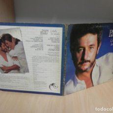 Discos de vinilo: JUAN PARDO - CABALLO DE BATALLA - DOBLE LP 1983 - PORTADA DOBLE . Lote 151100784