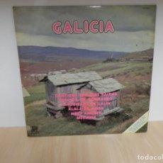 Discos de vinilo: GALICIA - CANTIGAS DAS RIAS BAIXAS - ORQUESTA CAMARA MADRID . Lote 148354510