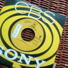 Discos de vinilo: SINGLE (VINILO)-PROMOCION- DE LOS PANCHOS AÑOS 90. Lote 148361138