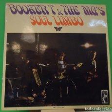 Discos de vinilo: LP BOOKER T & THE MG'S - SOUL LIMBO. Lote 148370338