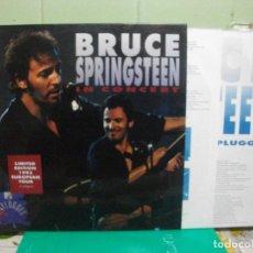 Discos de vinilo: BRUCE SPRINGSTEEN IN CONCERT LP SPAIN 1993 PEPETO TOP. Lote 148381566