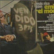 Discos de vinilo: EMILIO EL MORO. Lote 148413110