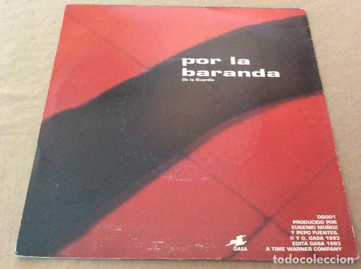 Discos de vinilo: LOS CACIQUES. Por la baranda. PROMO GASA 1993 - Foto 2 - 148414530