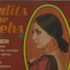 Discos de vinilo: PERLITA HUELVA. Lote 148415550