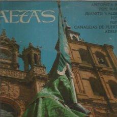 Discos de vinilo: SAETAS. Lote 148416094