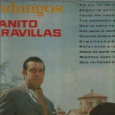 Discos de vinilo: JUANITO MARAVILLAS. Lote 148416170