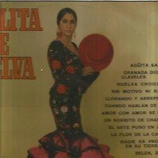 Discos de vinilo: PERLITA HUELVA. Lote 148418374