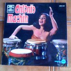 Discos de vinilo: DISCO DE ANTONIO MACHIN Y SU CONJUNTO AÑO 1968 . Lote 148429522