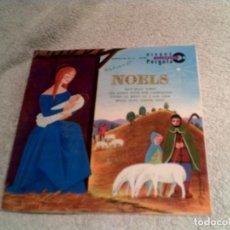 Discos de vinilo: DISCO NOELS VILLANCICOS FRANCESES AÑO 1959. Lote 148435242