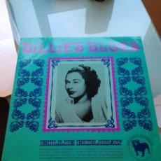 Discos de vinilo: BILLIE HOLIDAY – BILLIE'S BLUES. Lote 148259194
