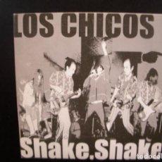 Discos de vinilo: LOS CHICOS- SHAKE, SHAKE. EP.. Lote 148452226