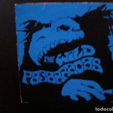 Discos de vinilo: THE WILD PAJARRACAS- EP.. Lote 148453630