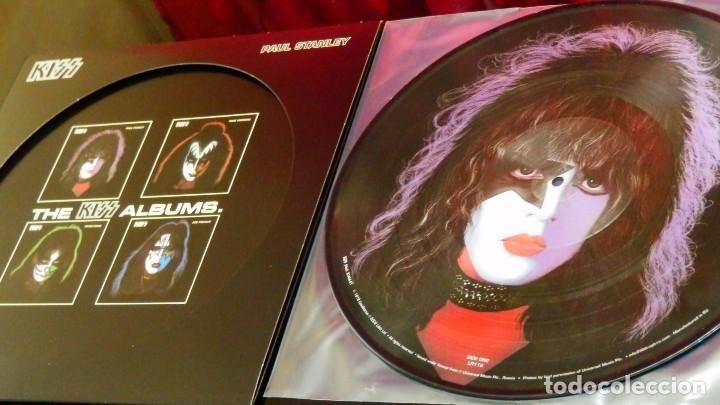 Discos de vinilo: PAUL STANLEY KISS * Vinilo 180g PICTURE DISC * Edición rusa 2006 Nuevo * Fotodisco - Foto 3 - 170952322
