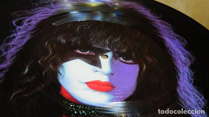 Discos de vinilo: PAUL STANLEY KISS * Vinilo 180g PICTURE DISC * Edición rusa 2006 Nuevo * Fotodisco - Foto 4 - 170952322