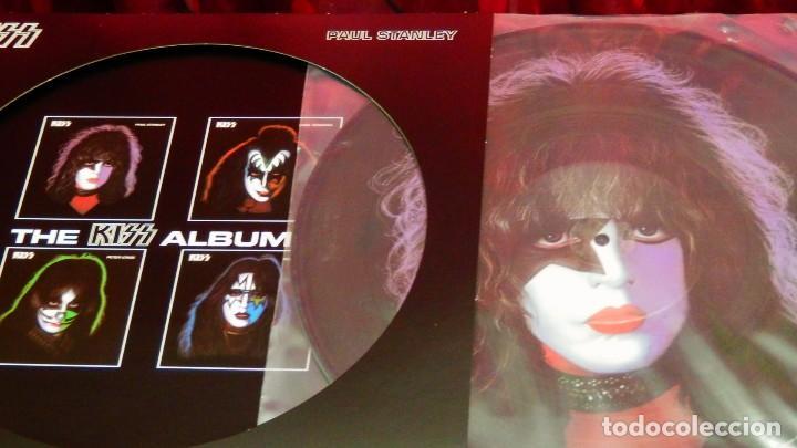 Discos de vinilo: PAUL STANLEY KISS * Vinilo 180g PICTURE DISC * Edición rusa 2006 Nuevo * Fotodisco - Foto 5 - 170952322