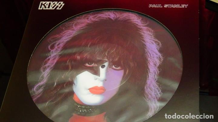 Discos de vinilo: PAUL STANLEY KISS * Vinilo 180g PICTURE DISC * Edición rusa 2006 Nuevo * Fotodisco - Foto 7 - 170952322