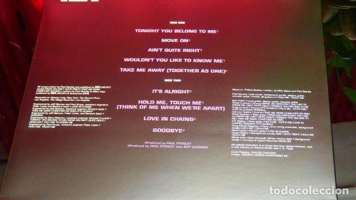 Discos de vinilo: PAUL STANLEY KISS * Vinilo 180g PICTURE DISC * Edición rusa 2006 Nuevo * Fotodisco - Foto 10 - 170952322