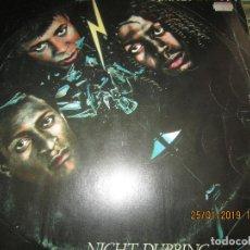 Discos de vinilo: IMAGINATION - NIGHT DUBBING LP - ORIGINAL ESPAÑOL - R&B RECORDS 1983 -. Lote 148461258