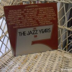 Discos de vinilo: VARIOUS‎–THE JAZZ YEARS-ATLANTIC RECORDS 25TH ANNIVERSARY 1948-1973.DOBLE LP USA73GATEFOLD. Lote 148472554