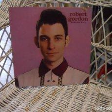 Discos de vinilo: ROBERT GORDON WITH LINK WRAY.LP ORIG USA 1977.SELLO PRIVATE STOCK.ROCKABILLY. Lote 148474106