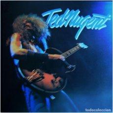 Discos de vinilo: TED NUGENT ?– TED NUGENT - LP PROMO SPAIN 1990 - EPIC ?LSP 982379-1 . Lote 148475182