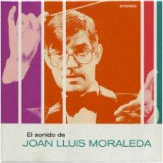 Discos de vinilo: JOAN LLUÍS MORALEDA - EL SONIDO DE JOAN LLUÍS MORALEDA - EP SPAIN 2018 - MADMUA RECORDS MAD012. Lote 148481006