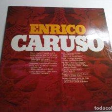 Discos de vinilo: ENRICO CARUSO 1973 MOVIE PLAY ED ESPAÑOLA. Lote 148482826